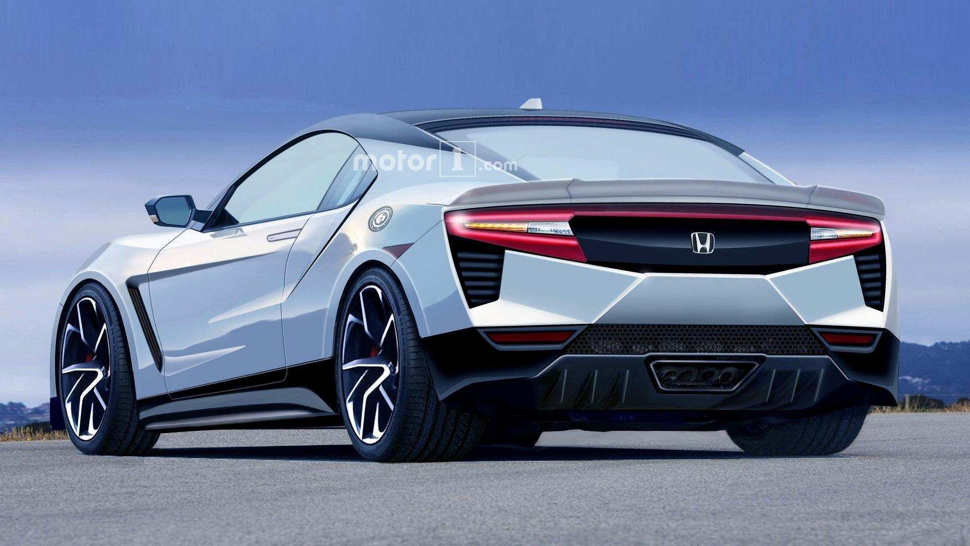 51 New 2019 Honda Sports Car Review And Release Date