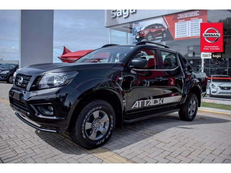 51 New 2019 Nissan Frontier Attack Exterior And Interior