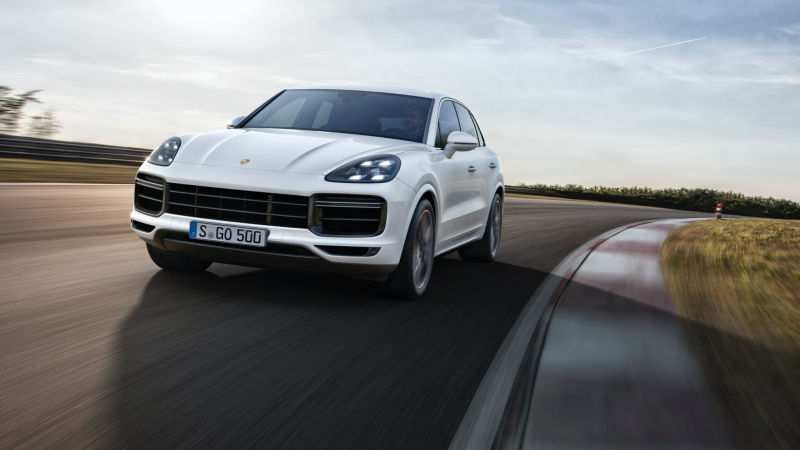 51 New 2019 Porsche Cayenne Standard Features Redesign