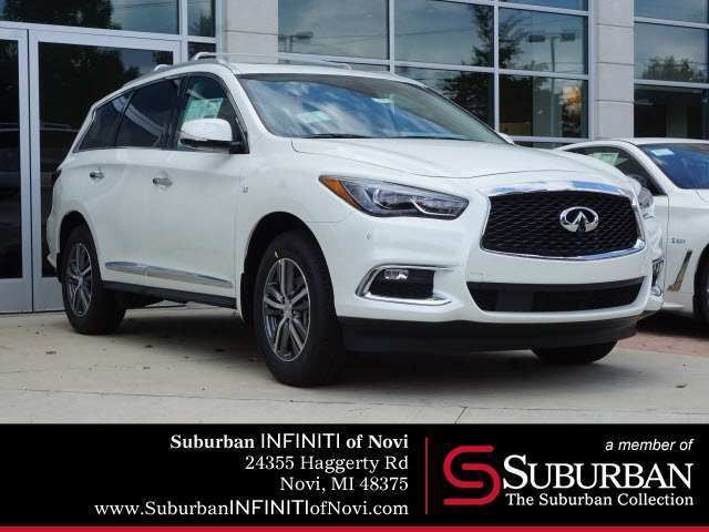 51 New 2020 Infiniti Qx60 Luxe New Model And Performance