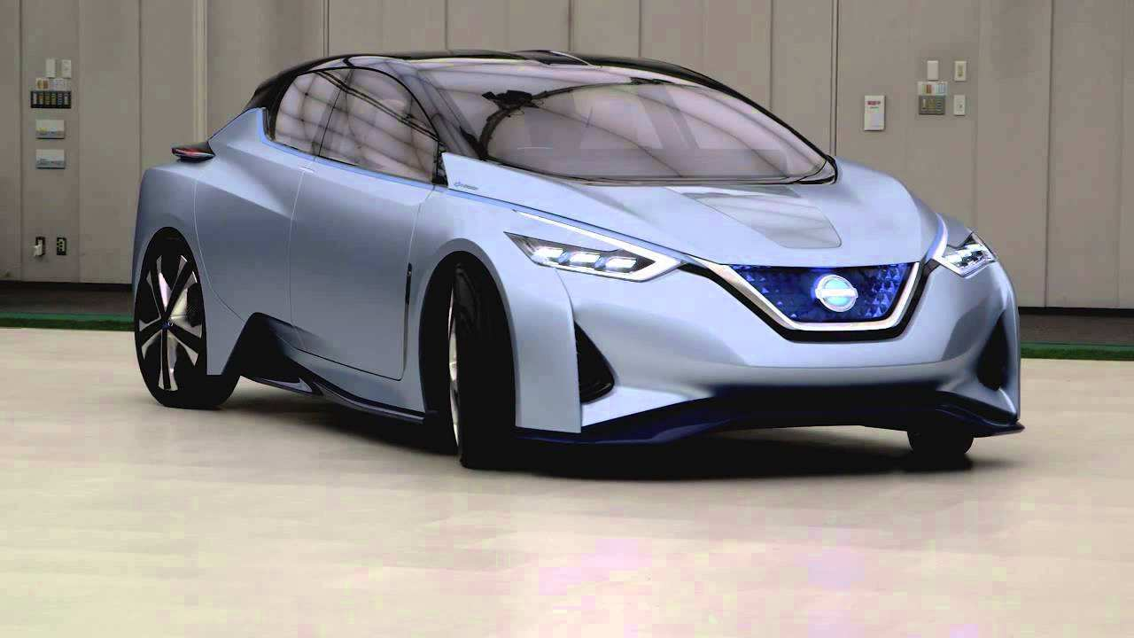 51 New Nissan Ids 2020 Release Date And Concept