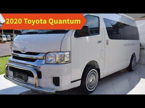 51 New Toyota Quantum Gl 2020 Redesign And Review