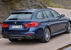 2019 Bmw 5 Series Release Date