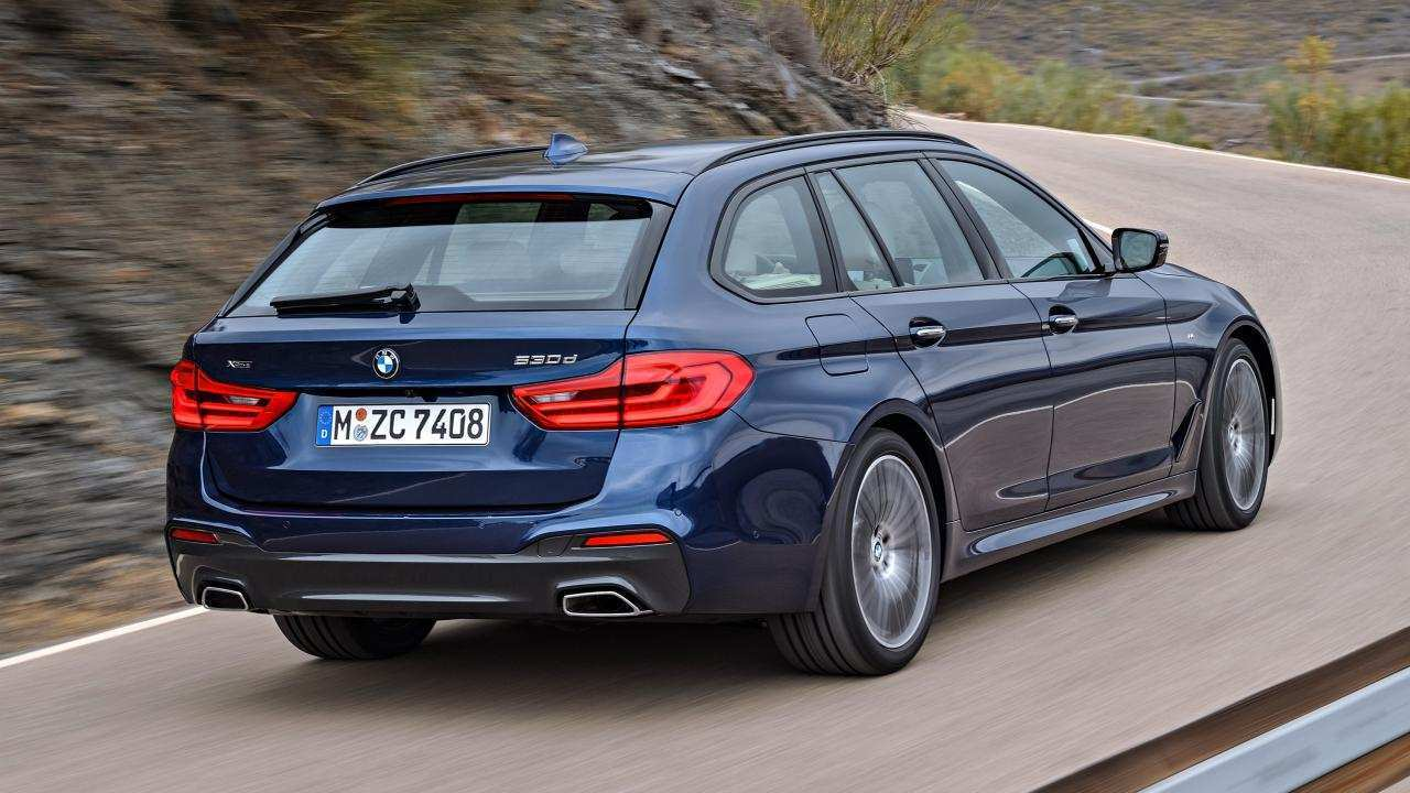 51 The 2019 Bmw 5 Series Release Date Wallpaper