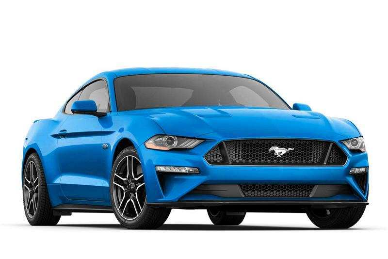 51 The 2019 Ford Mustang Colors Images