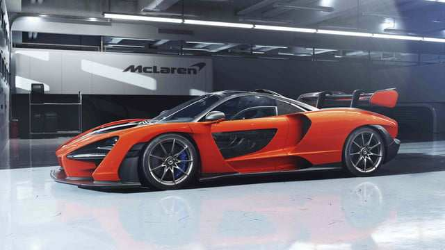51 The 2019 Mclaren Top Speed Exterior