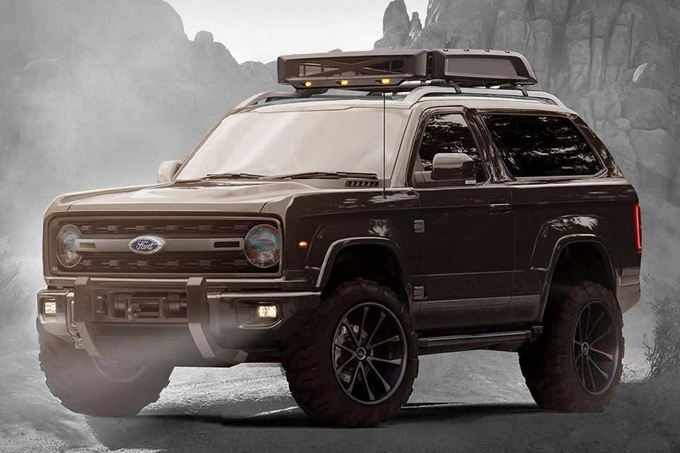 51 The 2020 Ford Bronco Lifted Redesign And Review