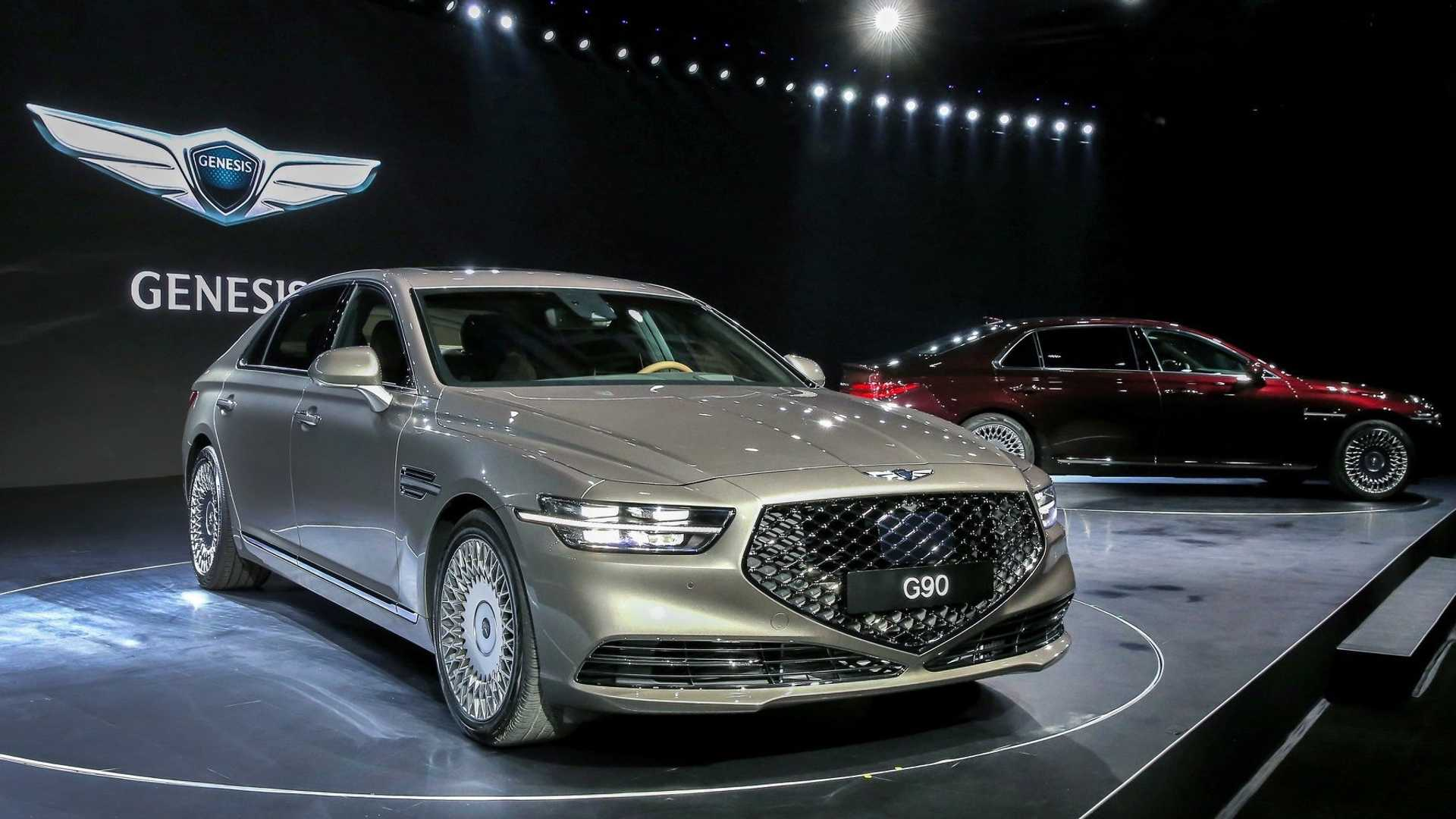 51 The 2020 Genesis Price Design And Review
