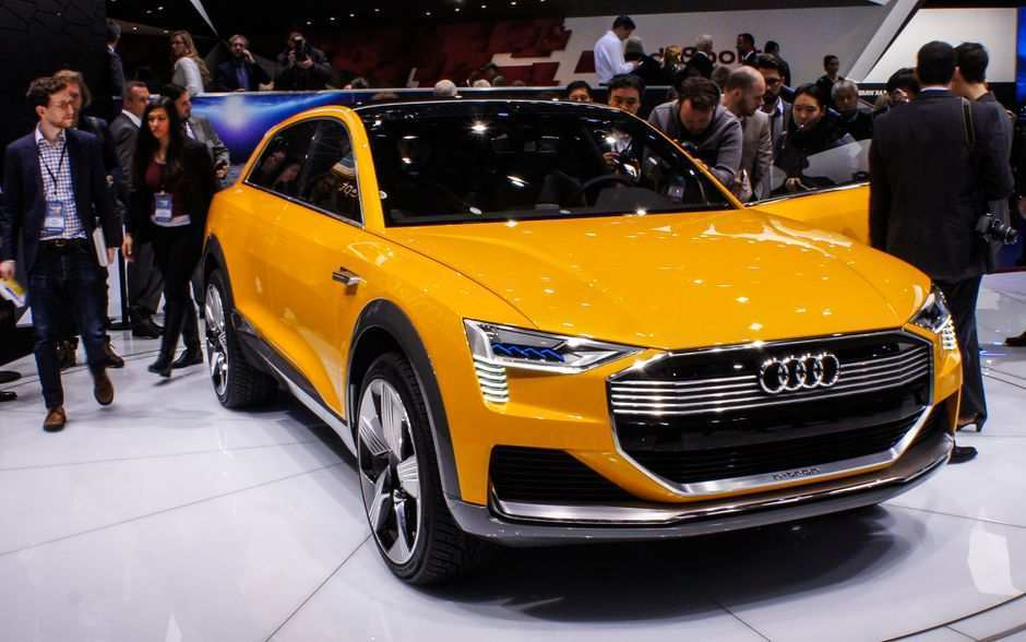 51 The Audi Fuel Cell 2020 Concept And Review