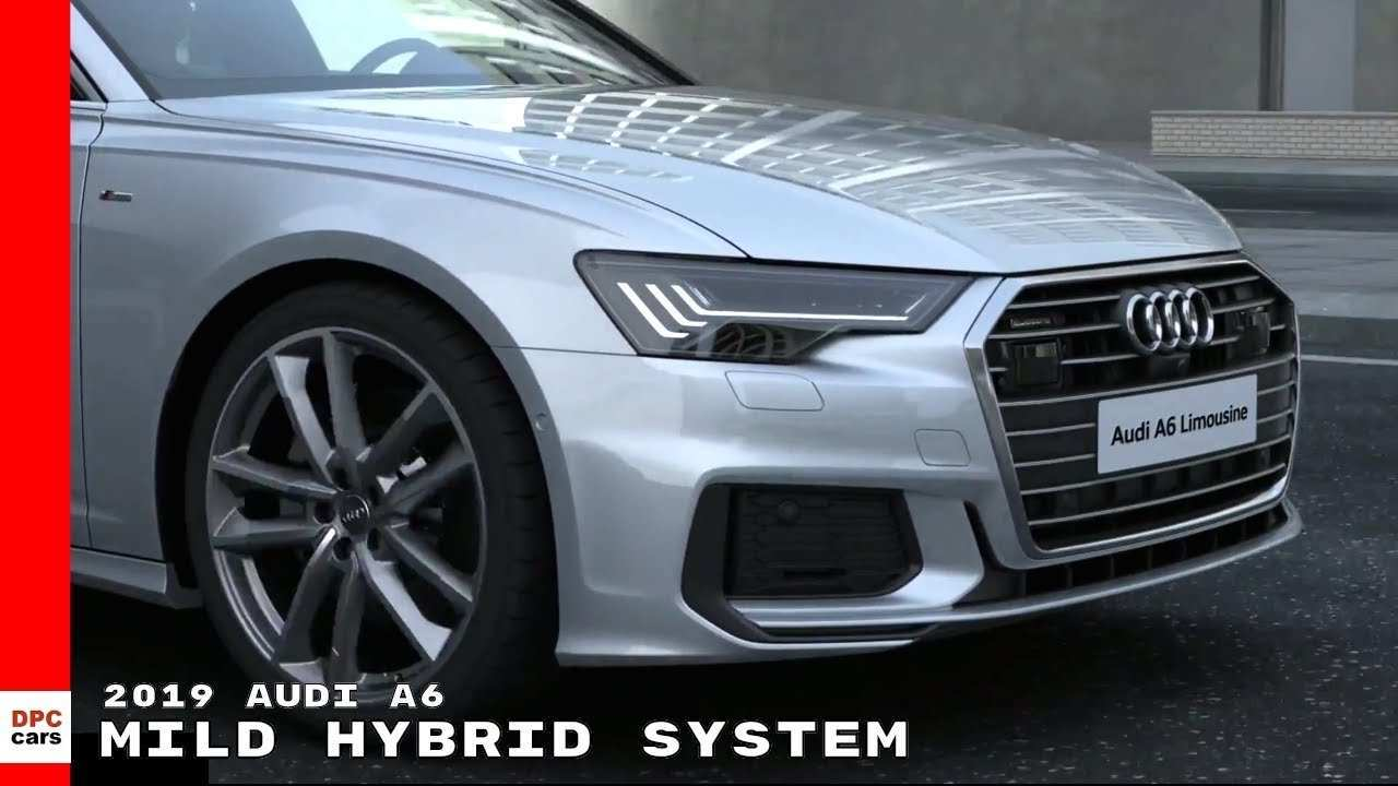 51 The Best 2019 Audi Hybrid Exterior And Interior
