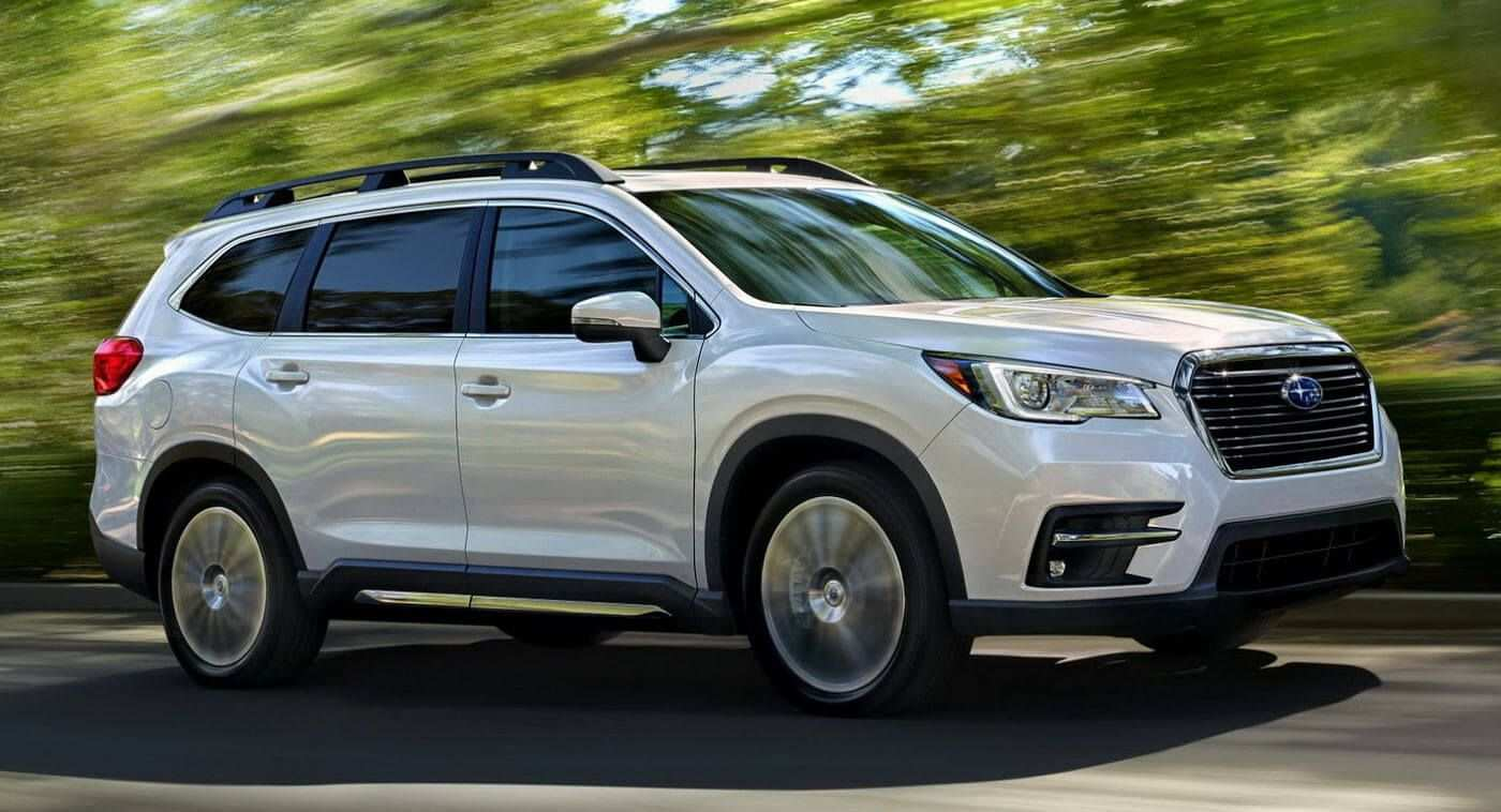 51 The Best 2019 Subaru 7 Seater Redesign And Review