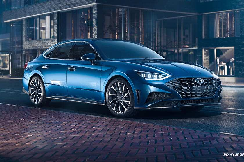 51 The Best 2020 Hyundai Sonata Engine Options Style