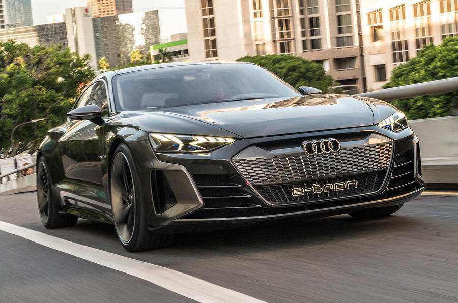 51 The Best Audi New Electric Car 2020 Pricing