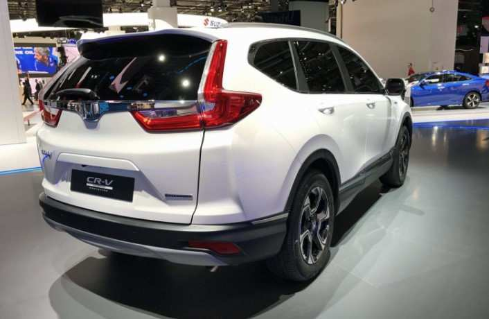 51 The Best Honda Crv 2020 Redesign Interior