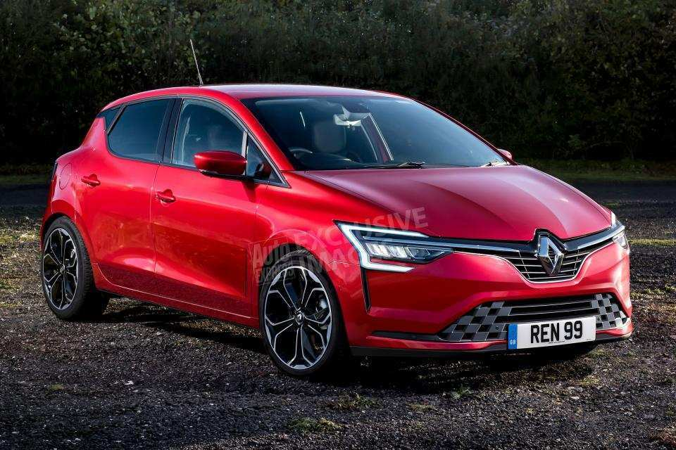 51 The Best Renault Electric 2019 Redesign And Concept