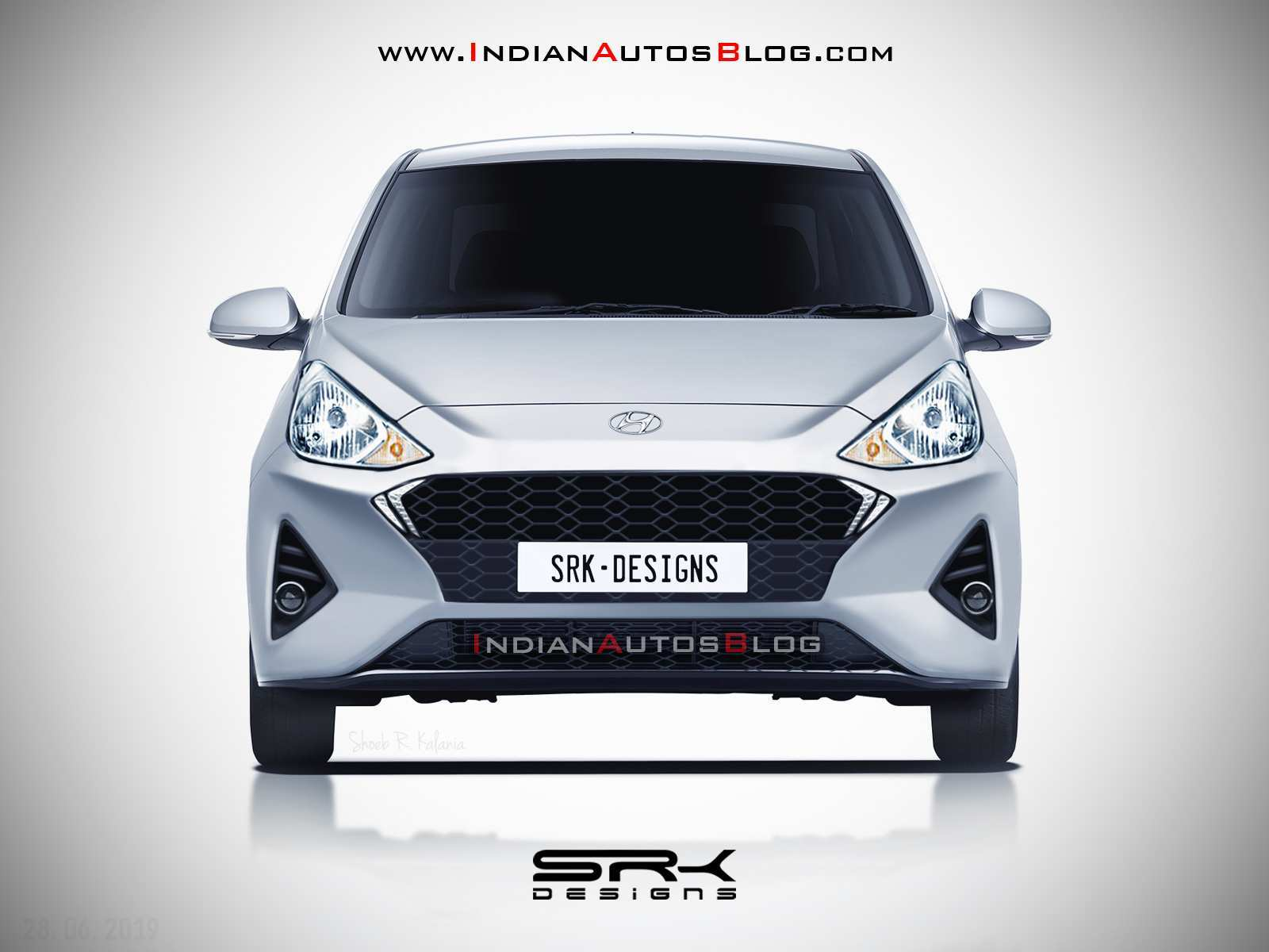 51 The Hyundai Xcent 2020 New Review