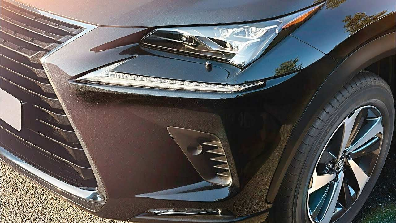 51 The Nowy Lexus Nx 2019 New Model And Performance