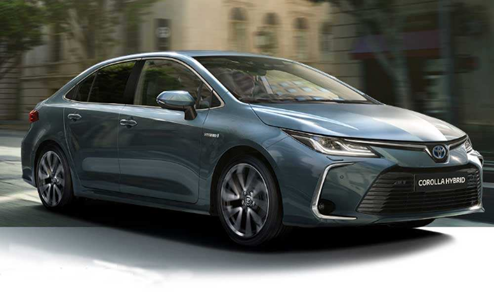 51 The Toyota Altis 2020 Thailand Redesign And Concept