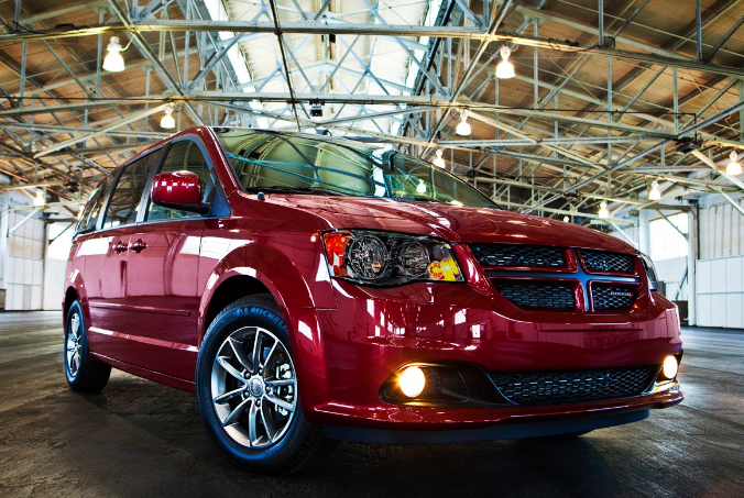 52 A 2020 Dodge Grand Caravan Redesign Overview