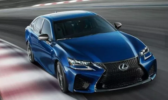 52 A Lexus Gs F 2020 New Concept