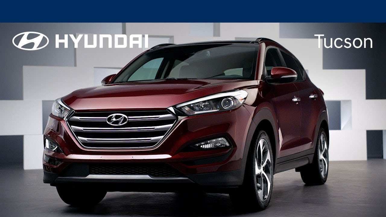 52 A New Hyundai Tucson 2020 Youtube Concept And Review