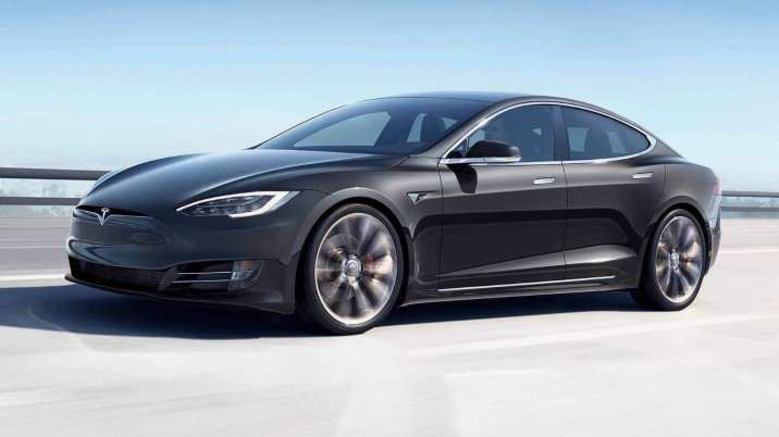 52 A Tesla S 2020 First Drive