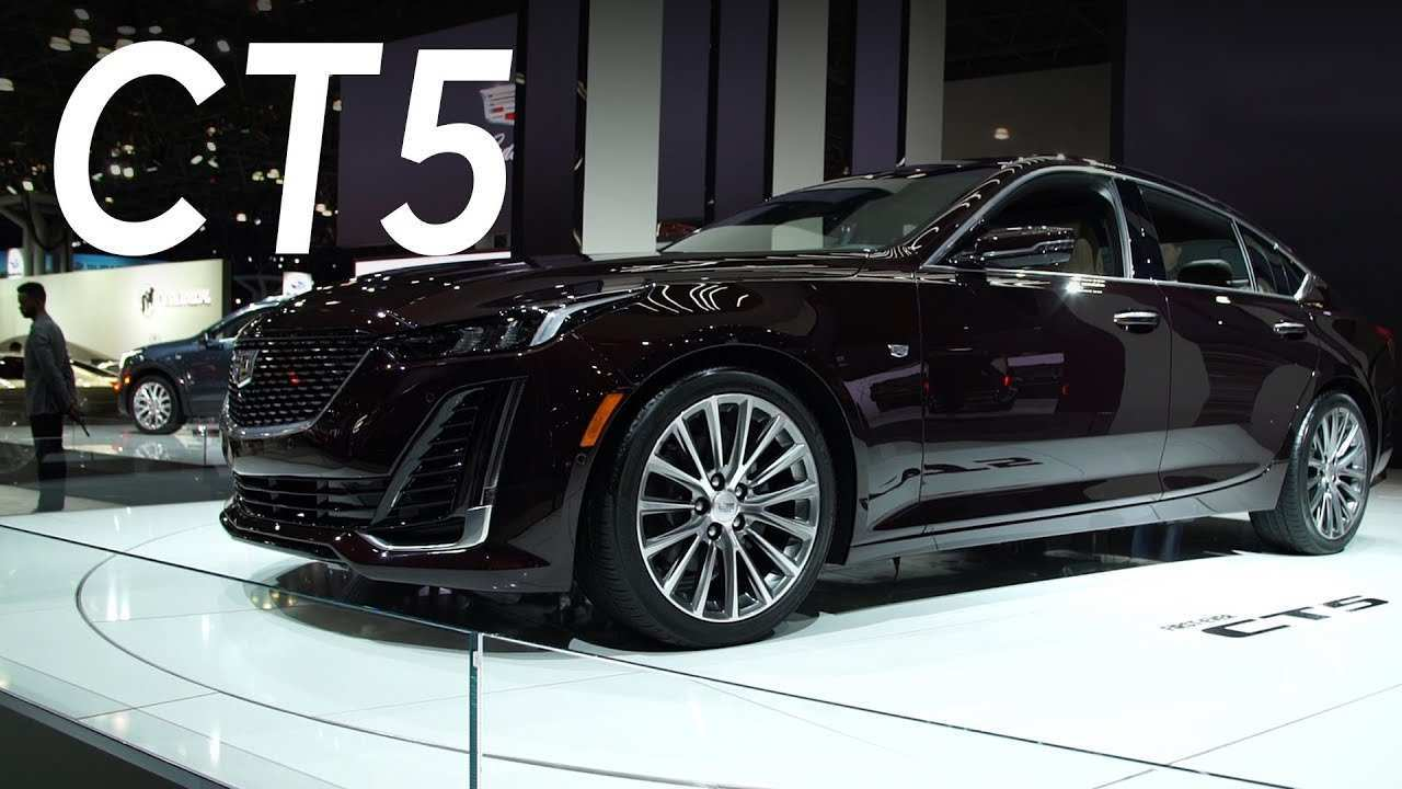 52 A Youtube 2020 Cadillac Ct5 Review And Release Date