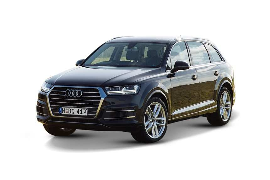 52 All New 2019 Audi Q7 Tdi Usa Redesign And Concept