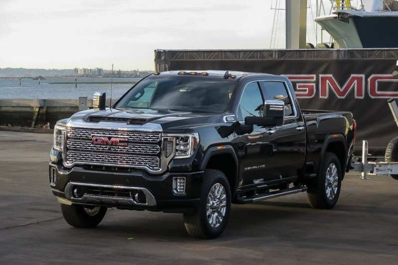 52 All New 2020 Gmc Sierra Hd Denali Spy Shoot