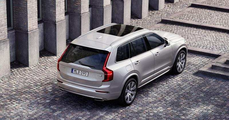 52 All New 2020 Volvo Suv Model
