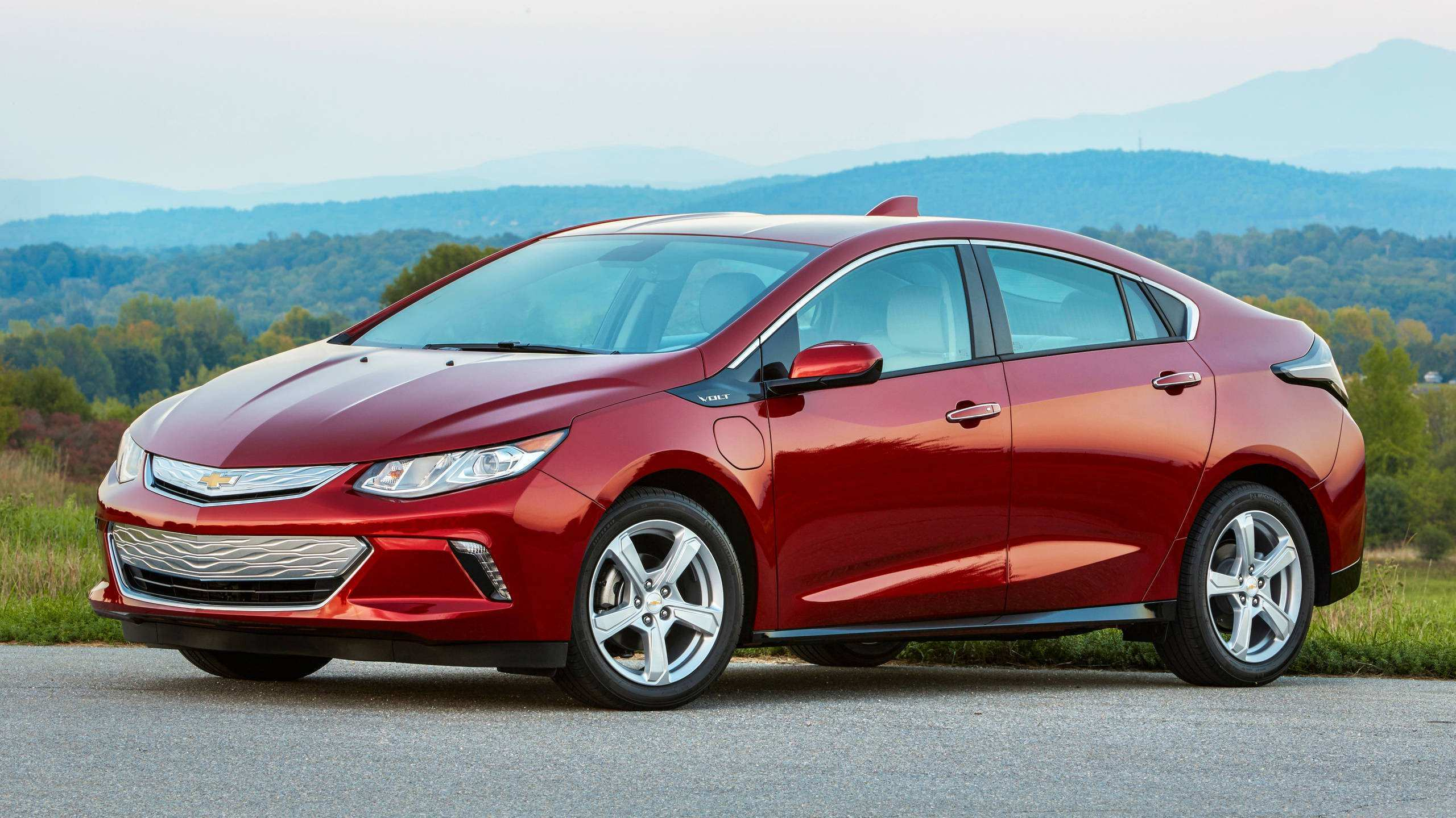52 All New Chevrolet Volt Sport 2020 Wallpaper