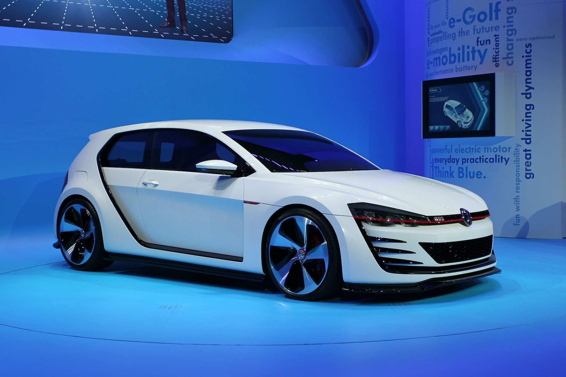 52 All New Volkswagen Golf Gti 2020 Exterior