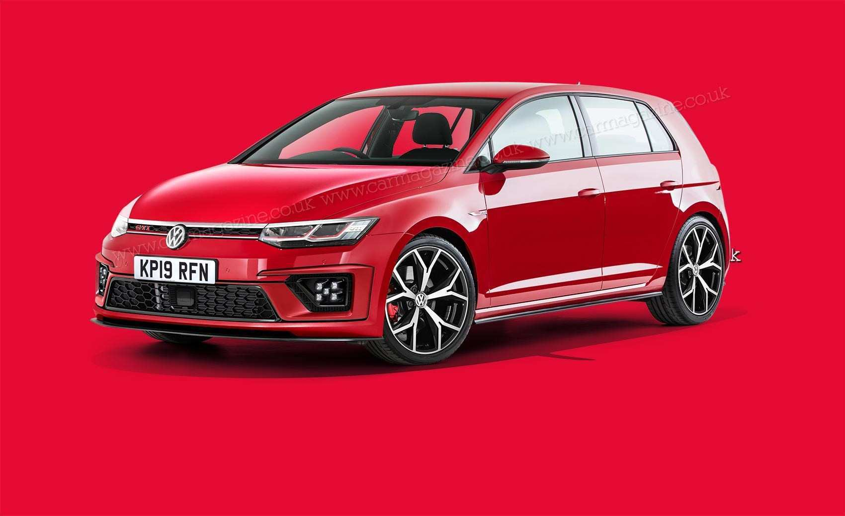 52 All New Volkswagen Golf Gti 2020 Pricing
