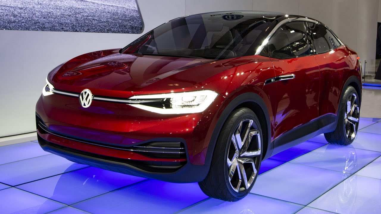 52 All New Volkswagen I D Crozz 2020 Concept