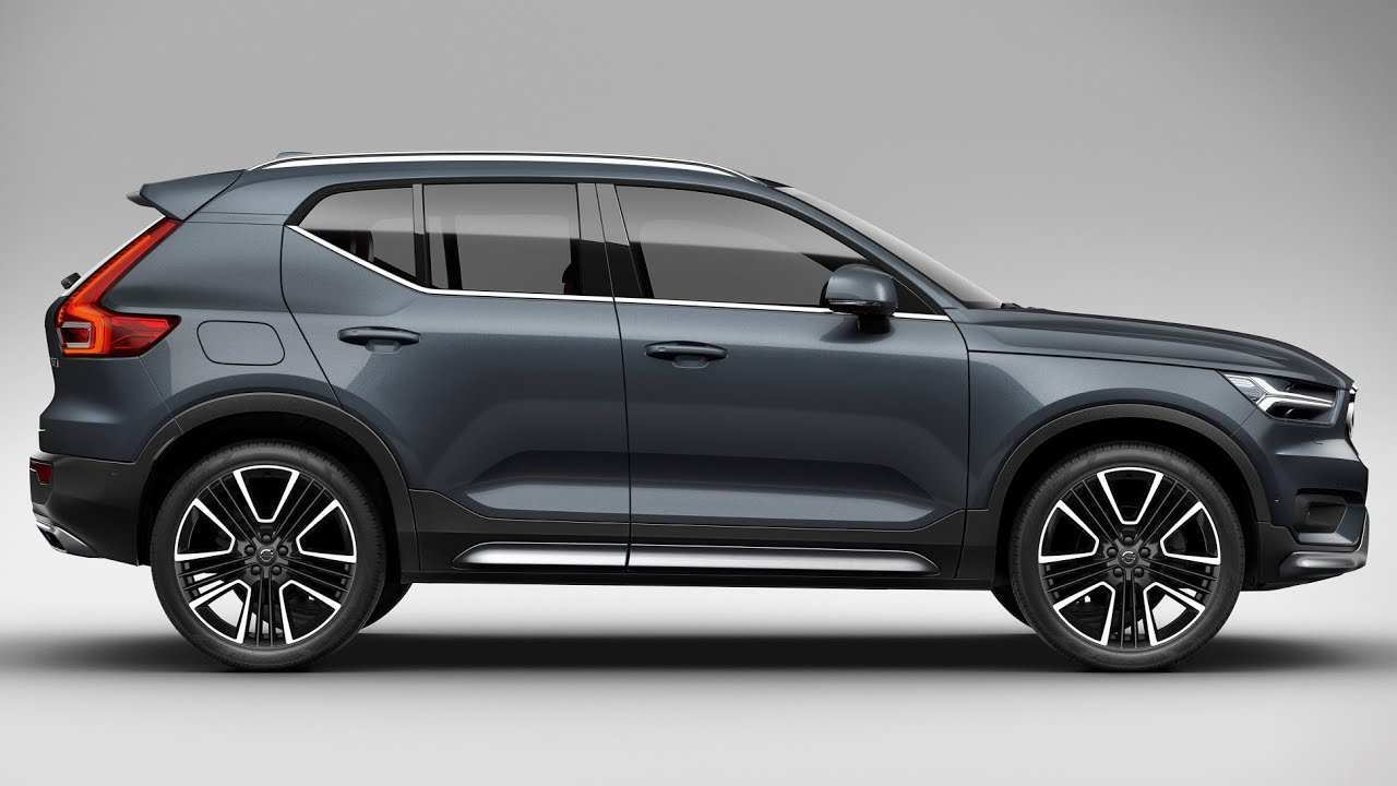 52 All New When Will 2020 Volvo Xc40 Be Available Review And Release Date