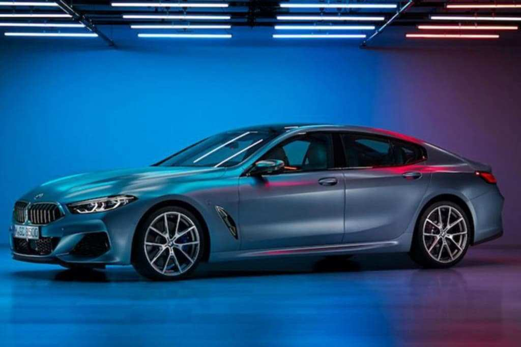 52 Best 2019 Bmw 8 Series Gran Coupe Configurations