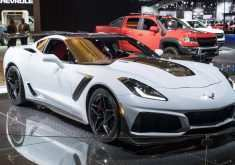 2019 Chevrolet Corvette Zr1 Is Gms Most Powerful Car Ever