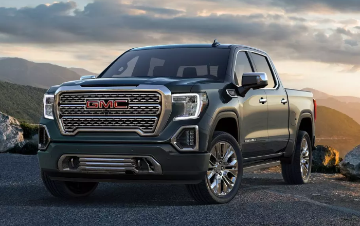 52 New 2019 Gmc Concept Release Date And Concept