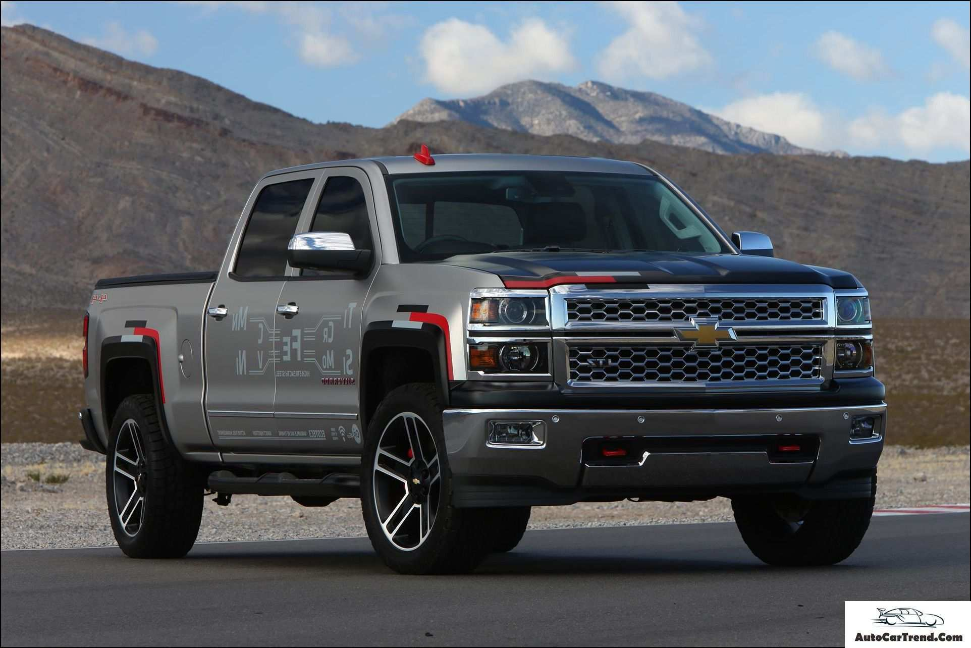52 New 2020 Chevrolet Pickup Truck Price Design And Review