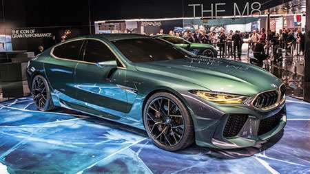 52 The 2019 Bmw 8 Series Release Date New Model And Performance