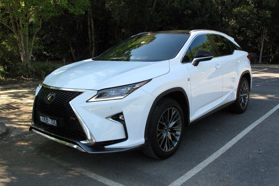 52 The 2019 Lexus Cars New Model and Performance