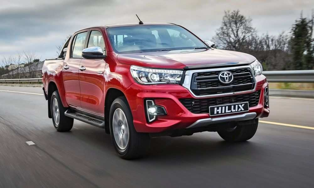 52 The 2019 Toyota Bakkie Release Date And Concept
