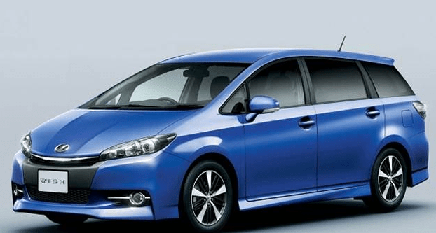 52 The 2019 Toyota Wish Exterior