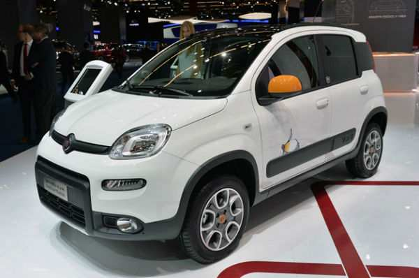 52 The 2020 Fiat Panda Review and Release date