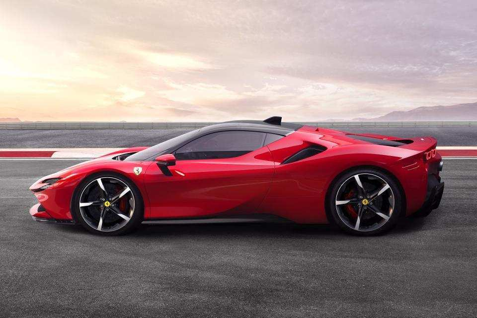 52 The Best 2019 Ferrari Models Concept