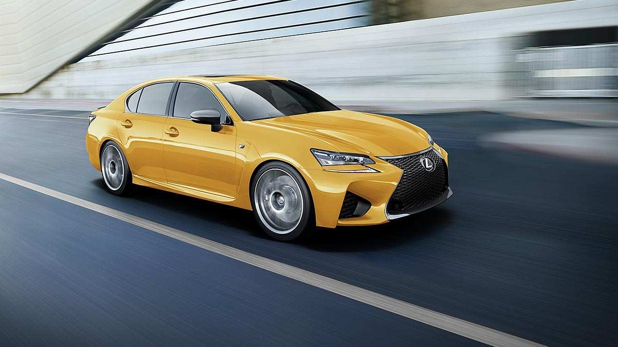 52 The Best 2019 Lexus Gs F Sport Reviews