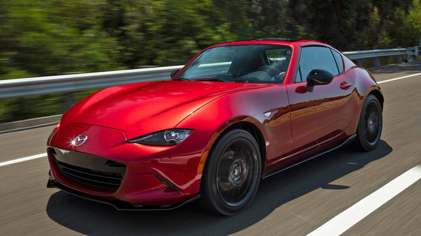 52 The Best 2019 Mazda Mx 5 Concept And Review