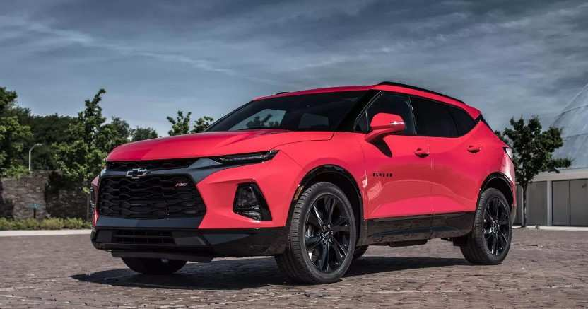 52 The Best Chevrolet Blazer 2020 Ss With 500Hp History