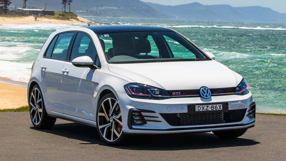 52 The Volkswagen Golf Gti 2020 Engine