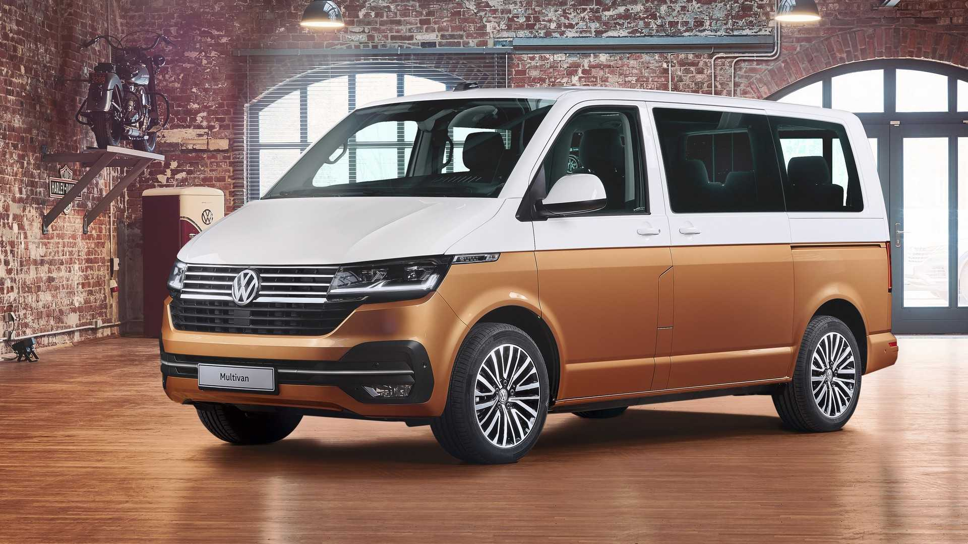 52 The Vw Kombi 2019 New Review